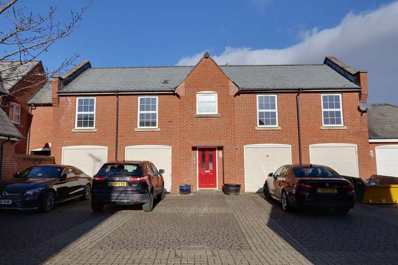 2 Bedrooms Apartment Flat for sale in Hambledon Way, Sherfield Park