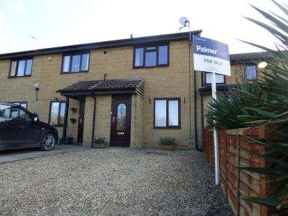 2 Bedrooms Terraced House for sale in Martock, Somerset, Uk