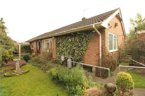 3 Bedrooms Detached Bungalow for sale in Leire
