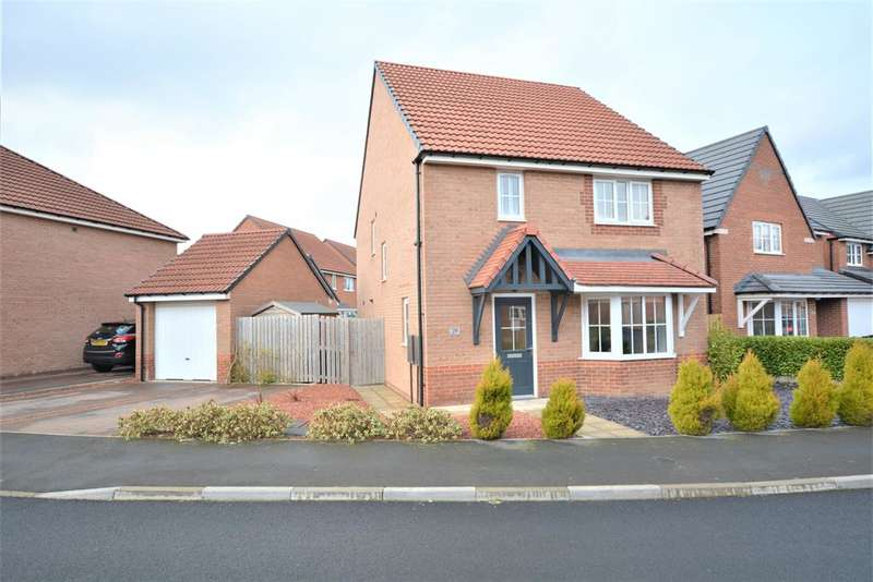 4 Bedrooms Detached House for sale in Spencer Road, Spennymoor, DL16 7WA