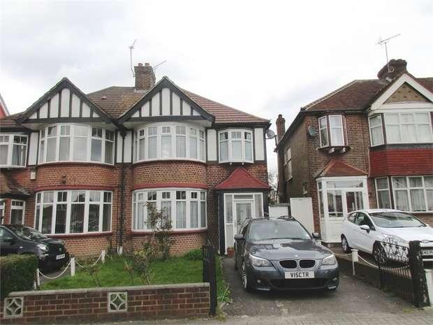 4 Bedrooms Semi Detached House for rent in Kenton Road, Harrow