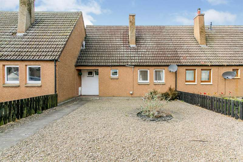 2 Bedrooms House for sale in Bailey Place, Lossiemouth, Moray, IV31