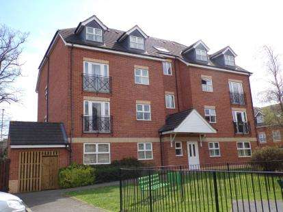 2 Bedrooms Flat for sale in Palgrave Road, Bedford, Bedfordshire, .