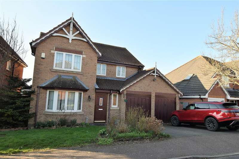 4 Bedrooms Detached House for sale in Harefield, East Leake, Loughborough