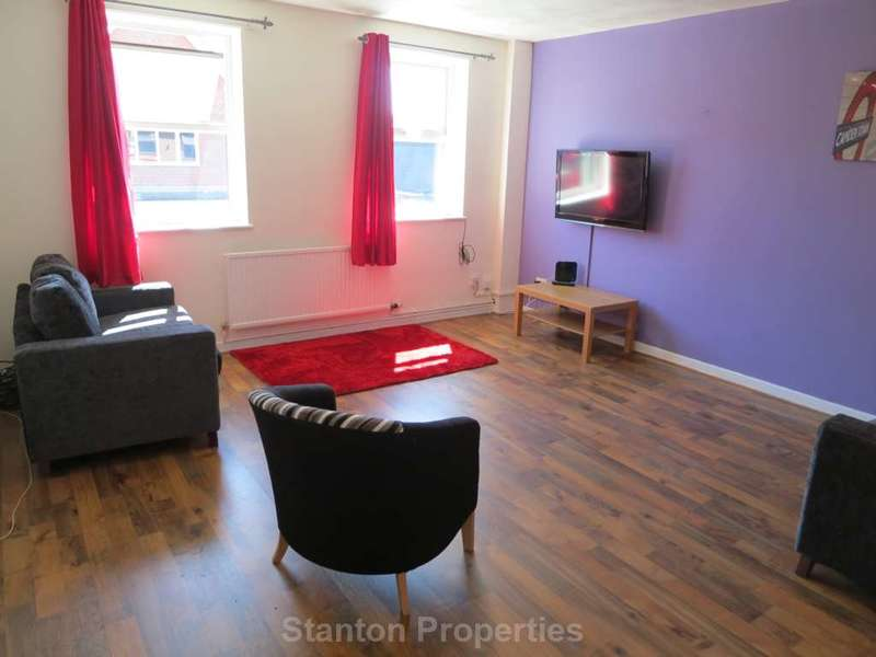 4 Bedrooms Apartment Flat for rent in ?93pppw, Copson Street, Withington
