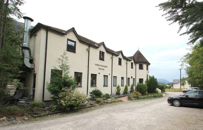 10 Bedrooms Hotel Commercial for sale in Fort William Road, Kinlochleven, PH50
