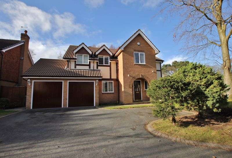 5 Bedrooms Property for sale in Redstone Rise, Noctorum, Wirral