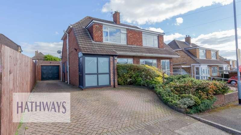 3 Bedrooms Property for sale in Hillcrest, New Inn, Pontypool