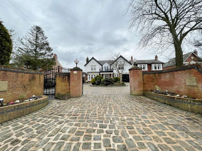 4 Bedrooms Detached House for sale in Bryning Lane, Wrea Green