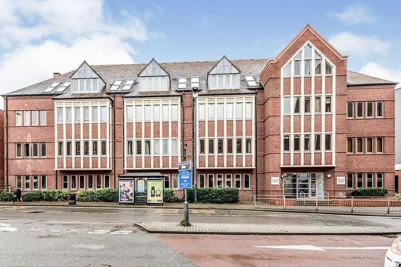 1 Bedroom Apartment Flat for sale in Pilgrims House, Horne Lane, Bedford, Bedfordshire, MK40