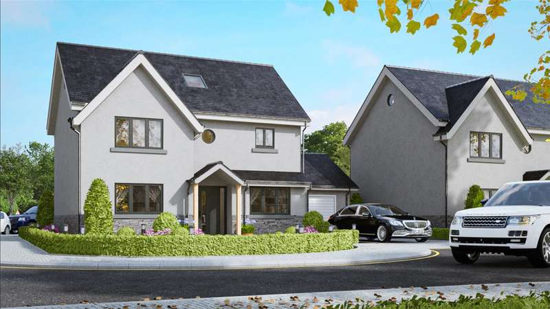 4 Bedrooms Detached House for sale in Station Road, Llanwrtyd Wells, Powys, LD5 4RW