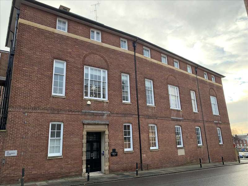 2 Bedrooms Penthouse Flat for rent in Cathedral Court, Southernhay East, Exeter