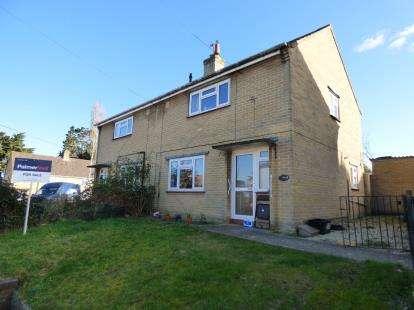 2 Bedrooms Semi Detached House for sale in East Stoke, Stoke-Sub-Hamdon, Somerset