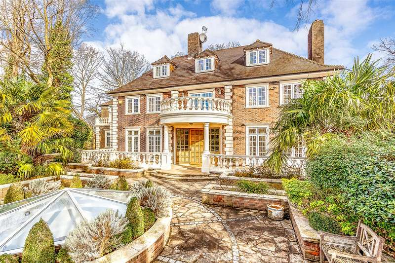 7 Bedrooms Detached House for sale in Denewood Road, Highgate, London, N6
