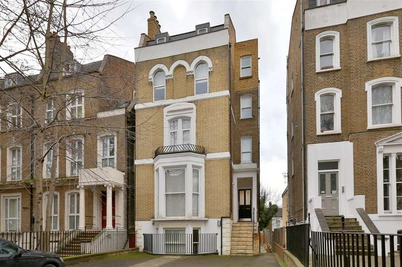 2 Bedrooms Flat for sale in Woodman Apartments, Stamford Hill, N16