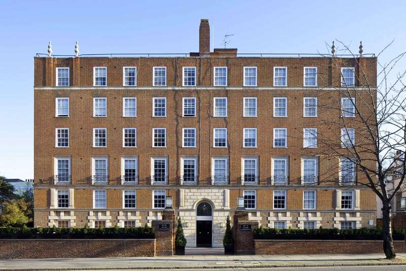 3 Bedrooms Flat for sale in Manor Apartments, London, NW8