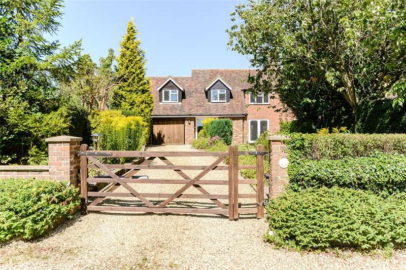 4 Bedrooms Semi Detached House for sale in North Common, Redbourn, St Albans, Hertfordshire, AL3