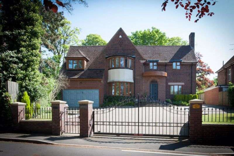 """6 Bedrooms Property for sale in """"Offers Invited"""" Tudor Hill, Sutton Coldfield, West Midlands B73"""