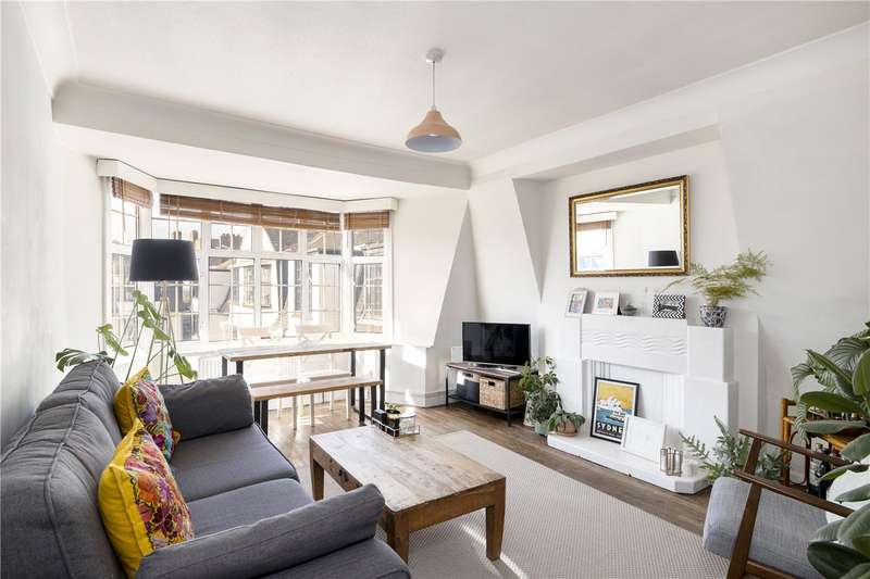 2 Bedrooms Flat for sale in Leigham Avenue, London, SW16