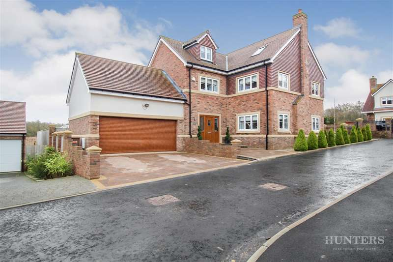 6 Bedrooms Detached House for sale in Spring Meadows, Houghton Le Spring, DH5 9PD