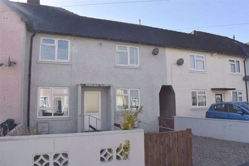 3 Bedrooms Terraced House for sale in Kingsmead, Lampeter