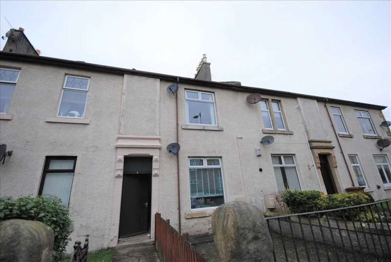 1 Bedroom Apartment Flat for sale in Sharphill Road, Saltcoats