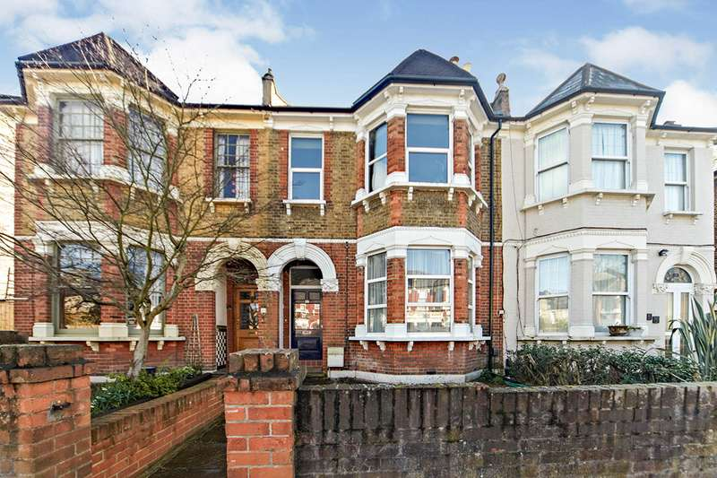 2 Bedrooms Apartment Flat for sale in Rosenthal Road, London, SE6