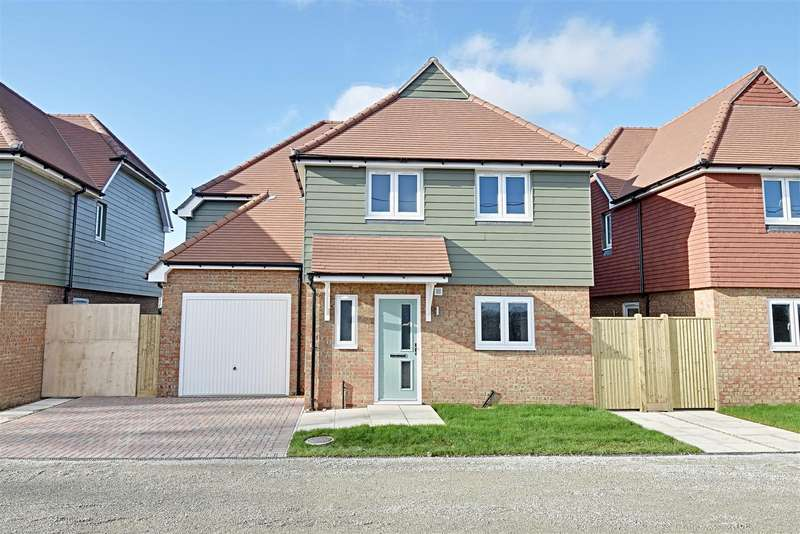 4 Bedrooms Detached House for sale in River Mews, Rhee Wall Road, Brenzett,