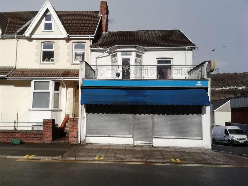4 Bedrooms End Of Terrace House for sale in Broadway, Treforest, Pontypridd