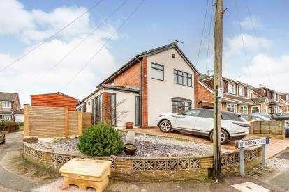 4 Bedrooms Detached House for sale in St. Martins Drive, Feniscowles, Blackburn, Lancashire, BB2