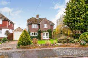 4 Bedrooms Detached House for sale in Stair Road, Tonbridge, Kent, .