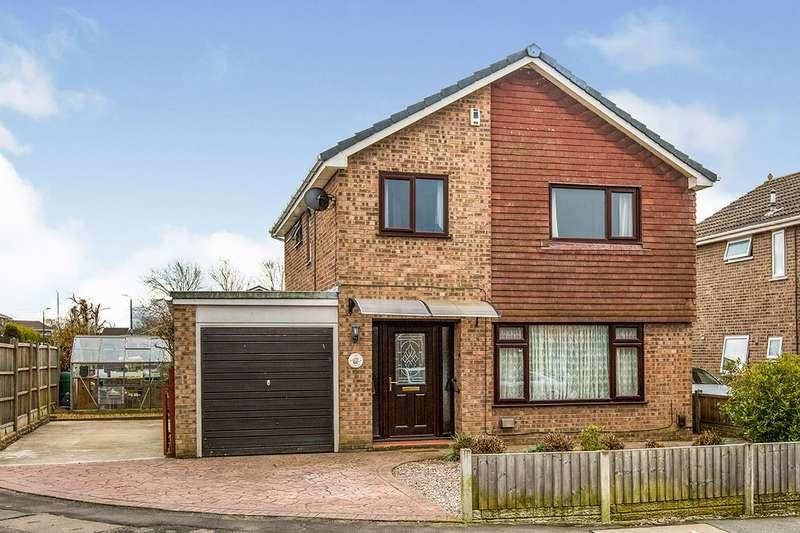 4 Bedrooms Detached House for sale in Cedar Way, Penwortham, Preston, PR1