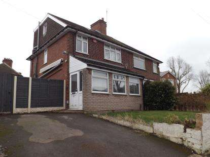 4 Bedrooms Semi Detached House for sale in St. Marks Road, Smethwick, Birmingham, West Midlands