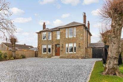4 Bedrooms Detached House for sale in Fenwick Road, Kilmaurs