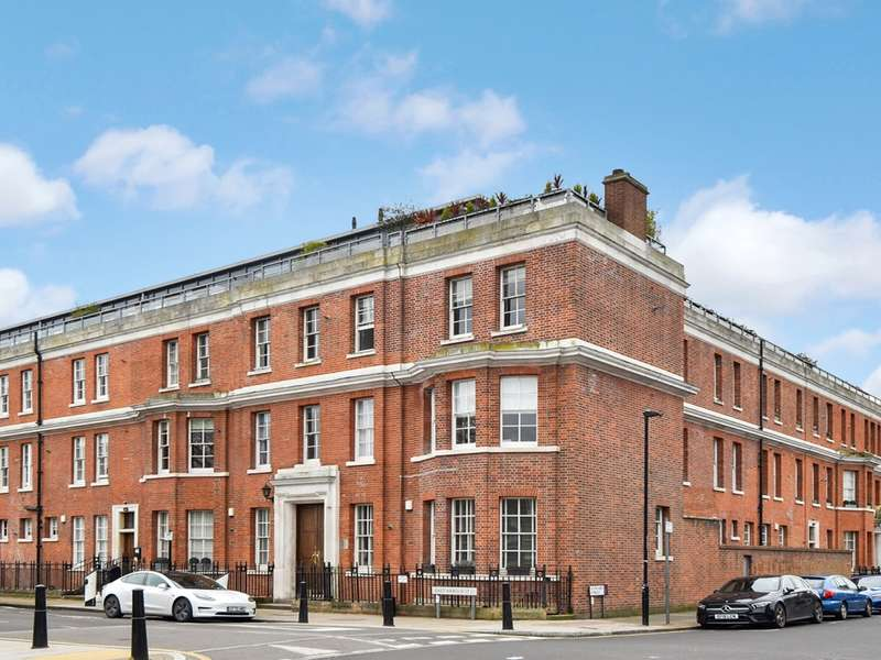 2 Bedrooms Flat for sale in East Arbour Street, Stepney E1