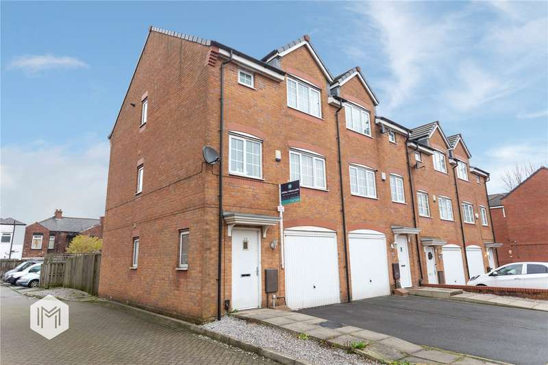 4 Bedrooms End Of Terrace House for sale in Reed Close, Farnworth, Bolton, Greater Manchester, BL4