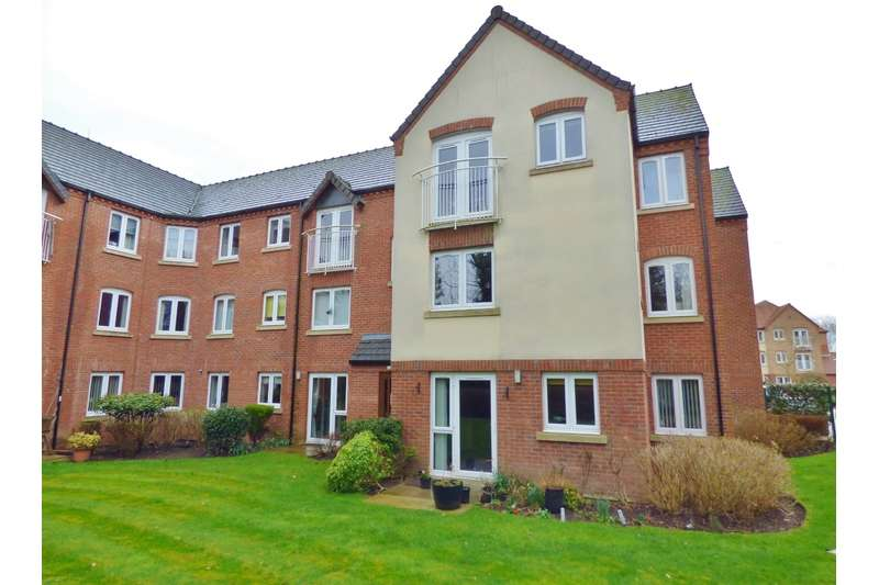 1 Bedroom Flat for sale in Swallows Court, Spalding, Lincolnshire