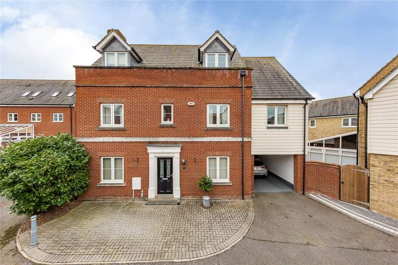 5 Bedrooms Detached House for sale in Purcell Road, Witham, CM8