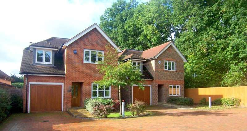 4 Bedrooms Detached House for sale in Parkfield Road, Ickenham, Uxbridge, UB10
