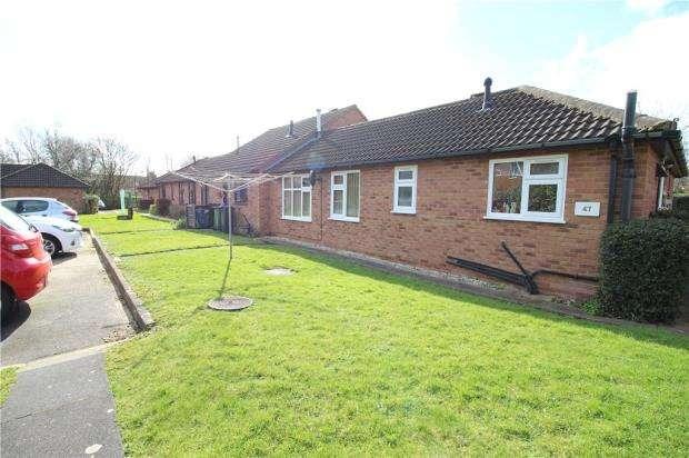 2 Bedrooms Bungalow for sale in De Montfort Close, Loughborough