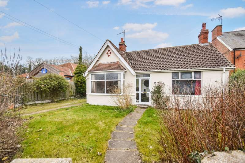 3 Bedrooms Bungalow for sale in High Street, Burgh Le Marsh, PE24
