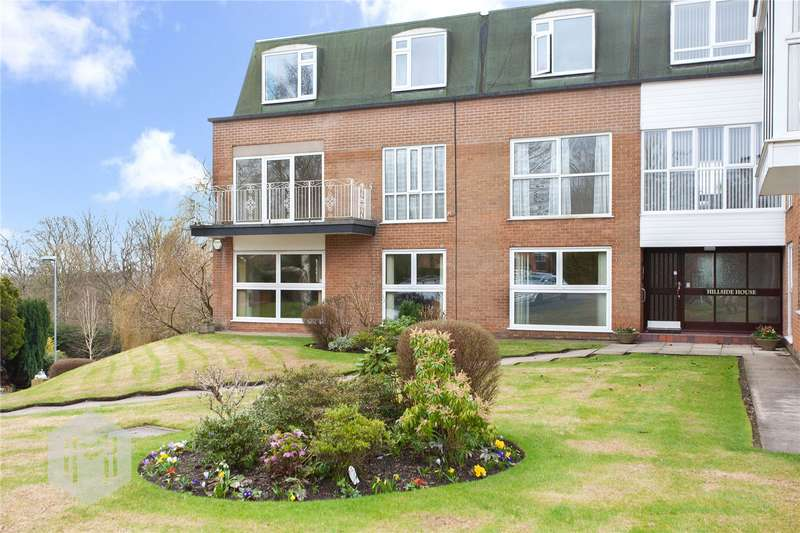 2 Bedrooms Flat for sale in Hill Side, Bolton, BL1