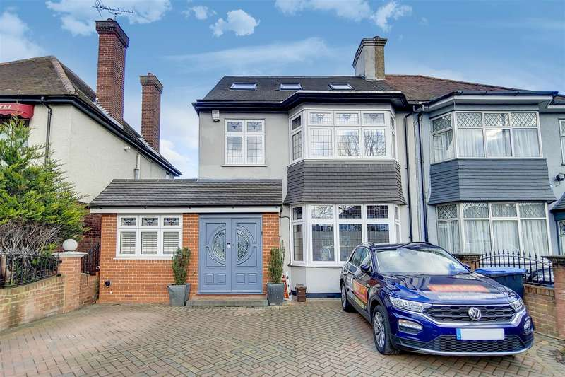 5 Bedrooms Semi Detached House for sale in Village Road, Enfield