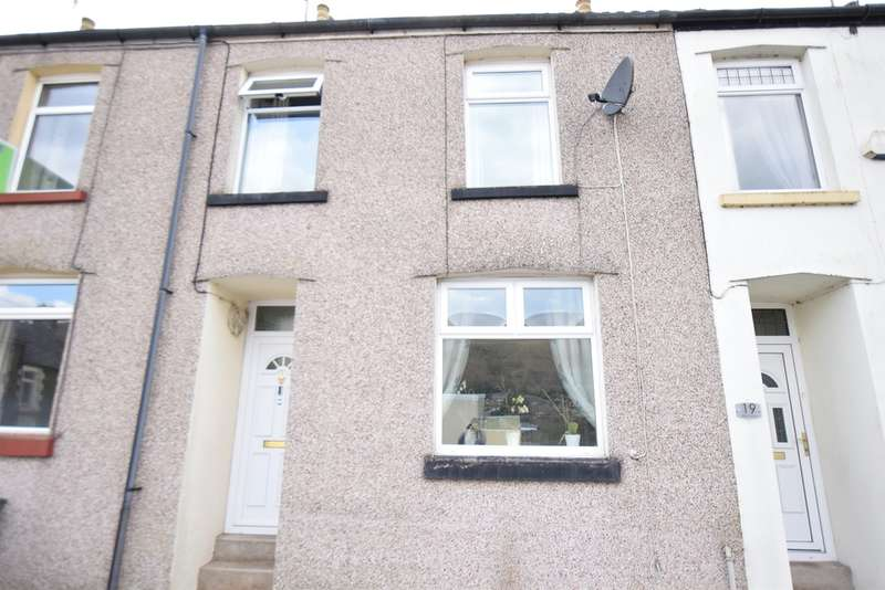 2 Bedrooms Terraced House for sale in Bristol Terrace, Brithdir, New Tredegar