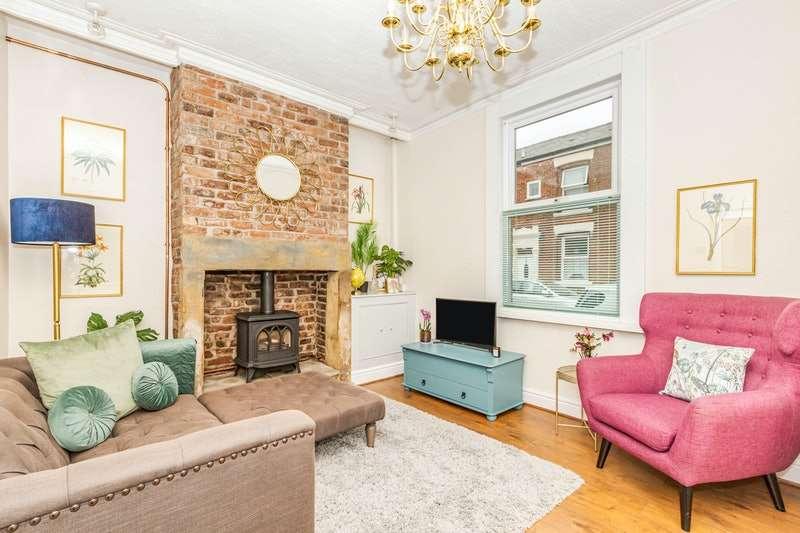 2 Bedrooms Terraced House for sale in Otway Street, Preston, Lancashire, PR1