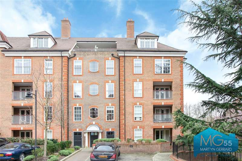 3 Bedrooms Parking Garage / Parking for sale in Petunia Court, 5 Ashridge Close, Finchley, London, N3