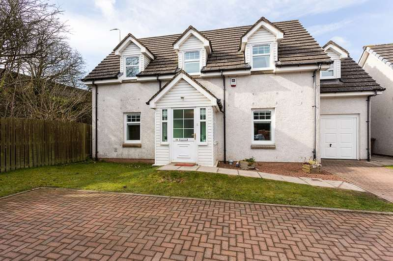 4 Bedrooms Detached Villa House for sale in Standingstane Road, Dalmeny, South Queensferry, EH30 9UB