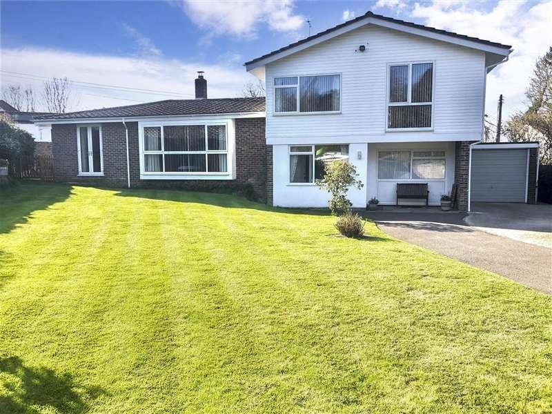 5 Bedrooms Detached House for sale in Fryern Park, Fryern Road, , Storrington, West Sussex