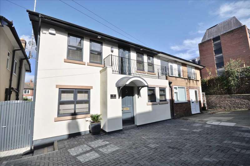 3 Bedrooms Semi Detached House for sale in Blackfriars, Chester, Chester