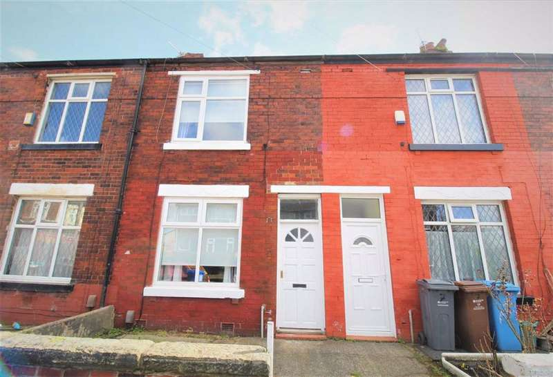 2 Bedrooms Terraced House for sale in Elsa Road, Manchester